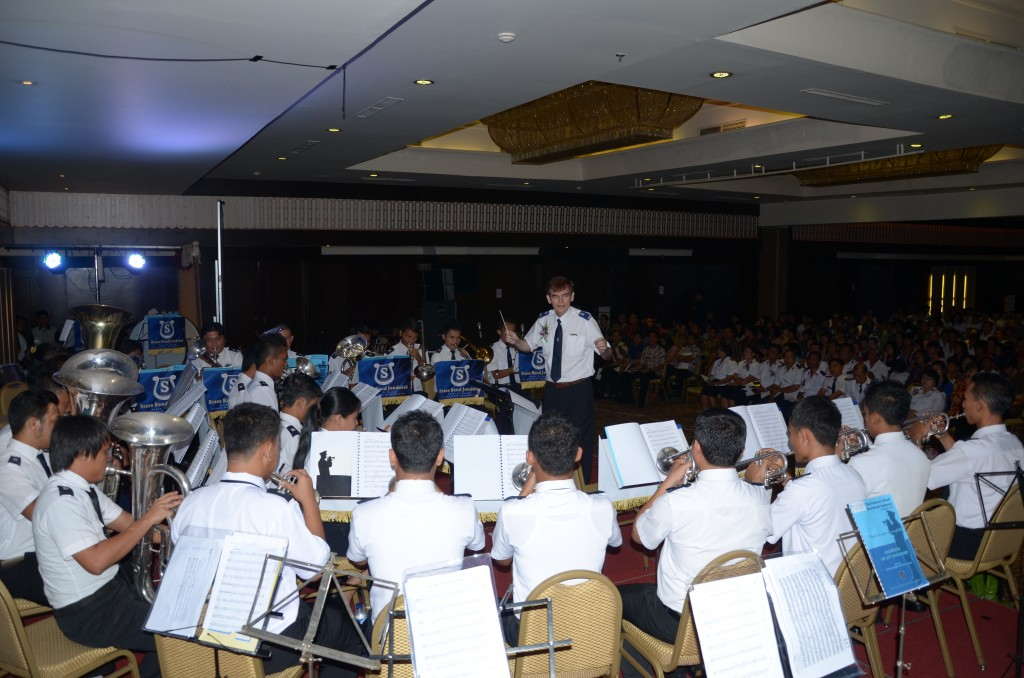 BBJ in Action - concert 2012