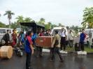 Loading the vans2